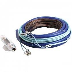 RE Audio - WK-0A - Re Audio Wk-0a Premium Amplifier Wiring Kit (0 Gauge; 2-channel)