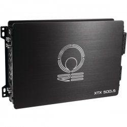 RE Audio - XTX500.5 - Re Audio Xtx500.5 Xtx Series 4-channel Full Range Amplifier (mono Class D)