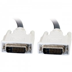 C2G (Cables To Go) - 26911 - C2G 2m DVI-D Dual Link Digital Video Cable - DVI Cable - 6ft - DVI-D Male - DVI-D Male Video - 6ft - Black