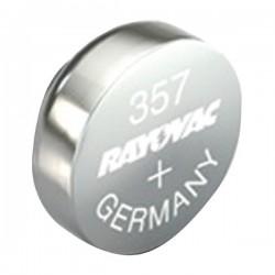 Rayovac - 303/357-1ZMA - Rayovac 303/357-1ZMA RAY 303/357-1ZMA 303/357 SILVER