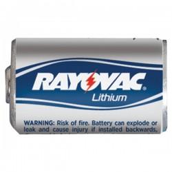 Rayovac - RLCR2-2 - RAYOVAC RLCR2-2 3-Volt Lithium CR2 Photo Battery, Carded (2 pk)