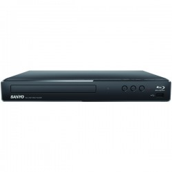 Sanyo - RFWBP506FF - SANYO RFWBP506FF Refurbished Blu-ray(TM) DVD Player