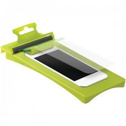 PureGear - 99564VRP - PureGear(R) 99564VRP PureTek Roll-on Flexible Glass Screen Shield Kit(TM) for Samsung(R) Galaxy S(R) 6