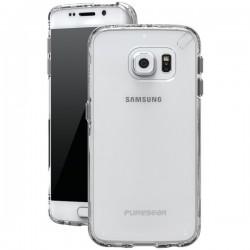 PureGear - 99949VRP - PureGear(R) 99949VRP Slim Shell Case for Samsung(R) Galaxy S(R) 6 edge (Clear)