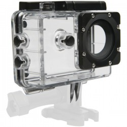 Monster Digital - ACA-0048 - Monster Digital(R) ACA-0048 Vision HD Action Camera Waterproof Housing
