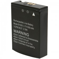 Monster Digital - ACA-0049 - Monster Digital(R) ACA-0049 Vision 360 Virtual Reality Action Camera Replacement Battery