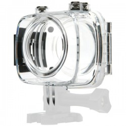 Monster Digital - ACA-0054 - Monster Digital(R) ACA-0054 Vision VR Action Camera Waterproof Housing