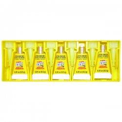 Super Glue - 15175-12 - Super Glue Instant Adhesive Mini Tubes - 0.02 oz - 5 / Pack