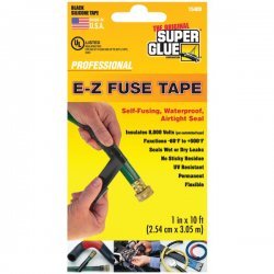 Super Glue - 15408 - SUPER GLUE 15408 E-Z Fuse Tape, 10ft