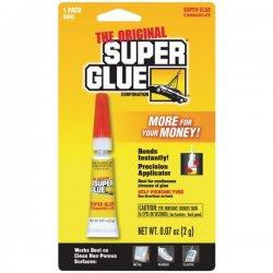 Super Glue - SGH2-12 - Super Glue Gel - 1 / Pack - Clear
