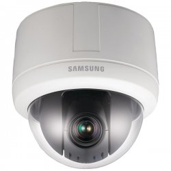 Samsung - SCP-2120 - Samsung SCP-2120 Surveillance Camera - Monochrome, Color - 12x Optical - CCD - Cable