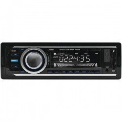 XO Vision - XD103 - XOVision(R) XD103 Single-DIN In-Dash FM/MP3 Stereo Digital Media Receiver with USB Port & SD(TM) Card Slot
