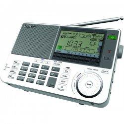 Sangean - ATS-909X - Sangean FM-RDS (RBDS) / MW / LW / SW PLL Synthesized Receiver - 27 x FM, 9 x LW, 18 x MW, 352 x SW PresetsLCD Display - 4 x AA