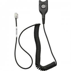 Sennheiser - 005363 - Sennheiser CSTD 24 Headset Cable - for Phone - Quick Disconnect Audio