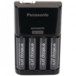 Panasonic - K-KJ17KHCA4A - Eneloop Pro Aa4 Plus 4 Position Charger