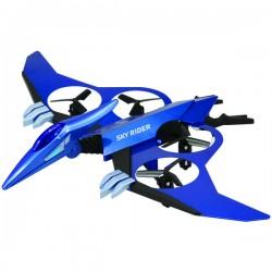 GPX - DR397BU - SkyRider(TM) DR397BU Drone-osaur Quadcopter Drone