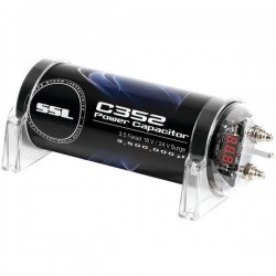 Sound Storm Laboratories - C352 - SOUND STORM C352 3.5 Farad Capacitor - 1 Year Warranty
