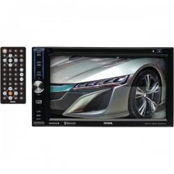 Sound Storm Laboratories - DD664B - SSL DD664B Car DVD Player - 6.2 Touchscreen LCD - Double DIN - Plays   CD R/RW, DVD R/RW, MP3/DVD/CD/USB/SD