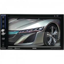 Sound Storm Laboratories - DD665B - SSL DD665B Car DVD Player - 6.5 Touchscreen LCD - Double DIN - Plays   CD R/RW, DVD R/RW, MP3/DVD/CD/USB/SD