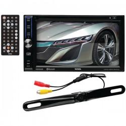 Sound Storm Laboratories - DD764BR - SSL DD764BR Car DVD Player - 6.2 Touchscreen LCD - Double DIN - Plays   CD R/RW, DVD R/RW, MP3/DVD/CD/USB/SD
