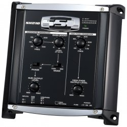 Sound Storm Laboratories - SX210 - Sound Storm Laboratories(R) SX210 Electronic Crossover with Remote Subwoofer Level Control (2 Way)