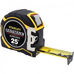 Stanley / Black & Decker - FMHT33338L - 25 ft. Steel SAE Tape Measure, Black/Yellow