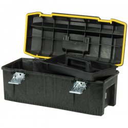 Stanley / Black & Decker - 028001L - Stanley 028001L 28-Inch Extra Large Capacity V-Groove Structural Foam Toolbox