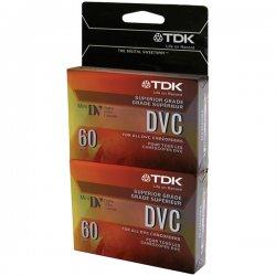 TDK - 38630 - TDK DVC Videocassette - DVC - 1 Hour