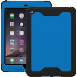Trident Case - CY-APIPA2-BL000 - Trident Cyclops Case for Apple iPad Air 2 - iPad Air 2 - Blue - Thermoplastic Elastomer (TPE), Polycarbonate - 48 Drop Height
