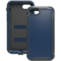 Trident Case - CY-APIPH7-BL000 - Trident Cyclops Case For Apple iPhone 7 - iPhone 7 - Navy - Thermoplastic Elastomer (TPE), Polycarbonate, Silicone - 96 Drop Height
