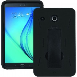 Trident Case - YSTE8K0 - Trident Protective Case with Built-in Stand - Tablet - Black - Thermoplastic Polyurethane (TPU)