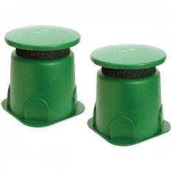 TIC - GS5 - Tic 5 1/2ft 360 Deg Ext Mini Ground Spkrs-pair