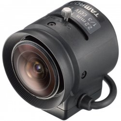 Tamron - 13FG22IR-SQ - Tamron 13FG22IRSQ 2.2mm F1.2 IR Fixed Focus Lens - 2.2mm - f/1.2 to 360