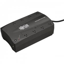 Tripp Lite - AVR750U - 750VA UPS System Low Profile Line-Interactive 120V 12 Outlet - 750 VA, 1 USB, Modem/Fax Protection