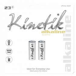 Kinetik HC Power Cells - 53337 - Kinetik(R) 53337 GP23 Lighter Batteries (2 pk)