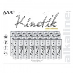 Kinetik HC Power Cells - 53338 - Kinetik(R) 53338 Alkaline Batteries (AAA, 36 pk)