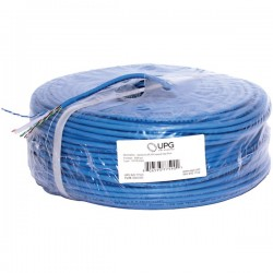 Upgi - 77590 - UPG(TM) 77590 23-Gauge CAT-6 Cable, 500ft (Blue Jacket)