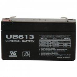 Upgi - 85926 - UPG 85926 UB613, Sealed Lead Acid Battery