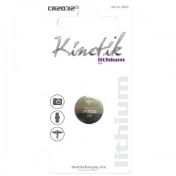 Kinetik HC Power Cells - 88133 - Kinetik(R) 88133 Lithium Battery (CR2032, Single)