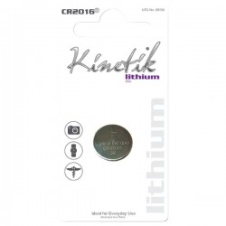Kinetik HC Power Cells - 88136 - Kinetik(R) 88136 Lithium Battery (CR2016, Single)