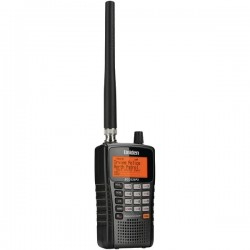 Uniden - BCD325P2 - Uniden 25, 000 Channel Narrow Band Handheld Scanner With 12 Service Searches, Trunk Tracker V & Gps Capable