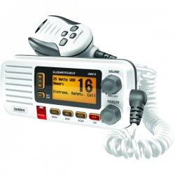 Uniden - UM415 - Uniden UM415 Marine Radio - VHF - 16/9/Tri Instant - 25 W - Fixed Mount