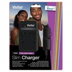 Vivitar (Sakar) - VIV-SC-SON - Vivitar SC-SON AC/DC Charger