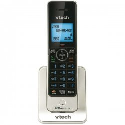 AT&T / VTech - LS6405 - VTech LS6405 Accessory Handset for VTech LS64475-3, Silver - Cordless - Silver, Black