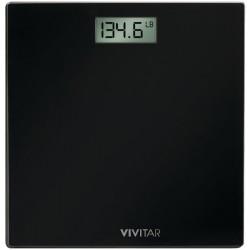 Vivitar (Sakar) - PS-V134-B - VIVITAR PS-V134-B Digital Bathroom Scale (Black)