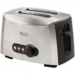 Betty Crocker - BC-1618C - Betty Crocker(R) BC-1618C 2-Slice Toaster