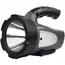 Wagan - 4318 - Wagan Tech(R) 4318 Brite-Nite(TM) Defender 300 LED Rechargeable Spotlight