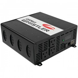 Whistler - XP1200I - Whistler Power Inverter - Output Voltage: 5 V DC - Continuous Power: 1200 W