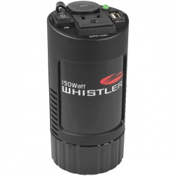 Whistler - XP150I - Whistler Power Inverter - Input Voltage: 12 V DC - Output Voltage: 5 V DC - Continuous Power: 150 W