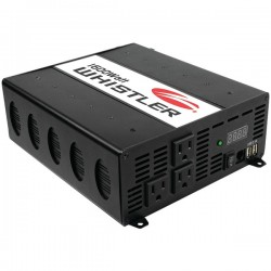 Whistler - XP1600I - Whistler Power Inverter - Output Voltage: 5 V DC - Continuous Power: 1600 W